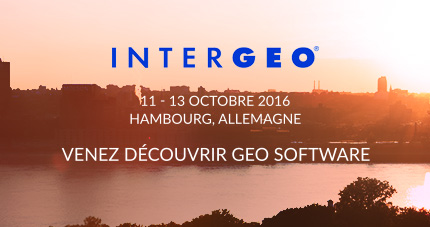 Business Geografic - GEO GIS - Intergeo