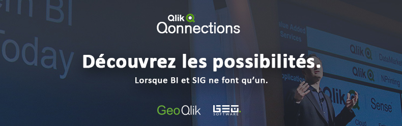 Business Geografic - GeoQlik - GEO Software - Qonnections - 2017