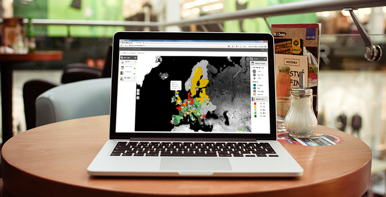 Business Geografic - GeoQlik 2.1 for Qlik Sense 3.2 - est disponible