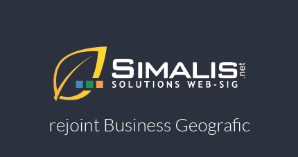 Business Geografic - SIG GEO - Acquisition de Simalis